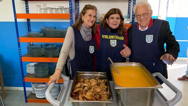 TIPSA bate su récord de solidaridad donando 30.052 euros a cuatro ONGs