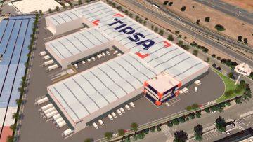 El nou HUB Central de Tipsa, a l'avantguarda del sector